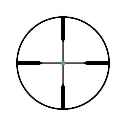 Mira Trijicon Accupoint 5 20x50 Mil Dot Crosshair Ambar